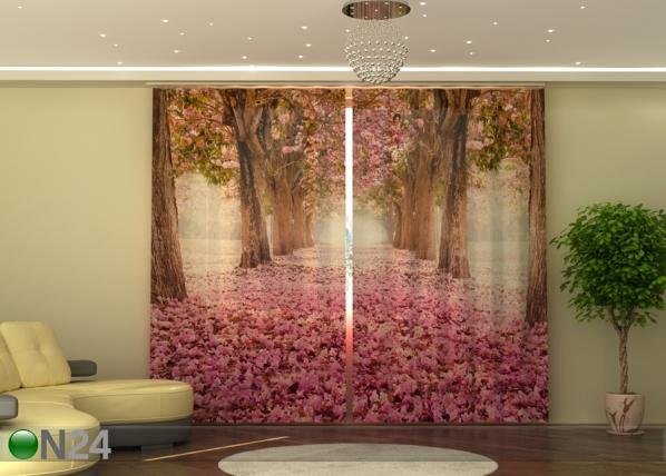 Fotokardinad Magnolias alley AÄ-86478