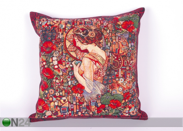 Gobeläänkangast dekoratiivpadi Madama 45x45 cm TG-86806