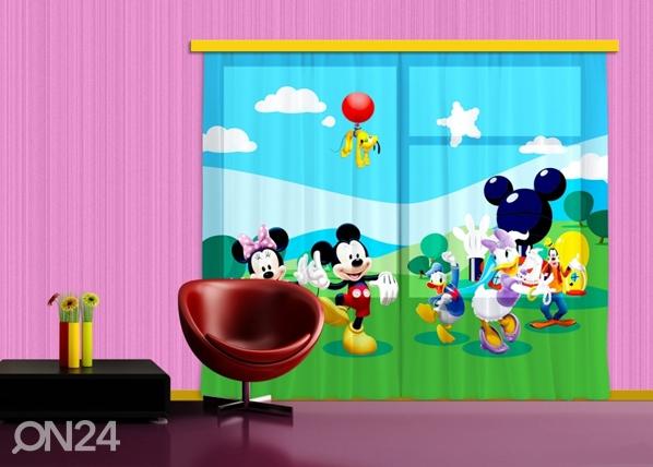 Kardin Disney Mickey and Friends, 280x245 cm ED-87002