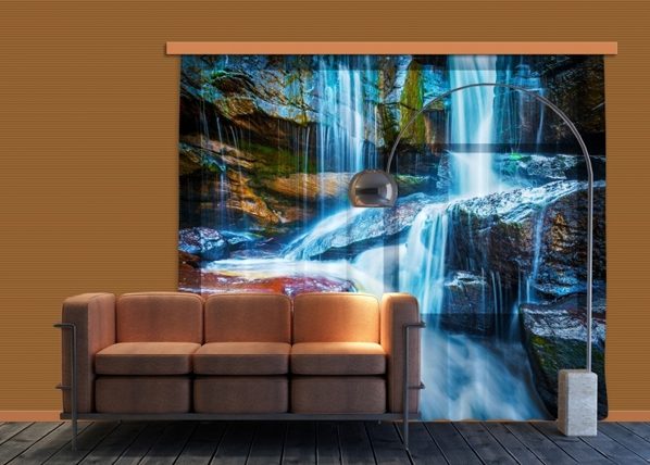 Fotokardin Waterfall, 280x245 cm ED-87056