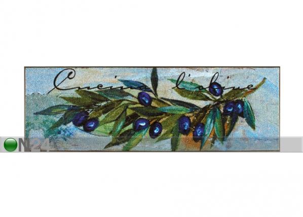Vaip Cucina L´Olive 60x180 cm A5-87137