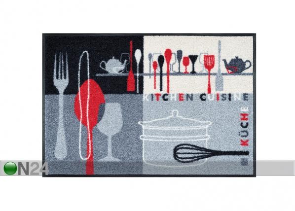 Vaip Kitchen Crockery 50x75 cm A5-87175