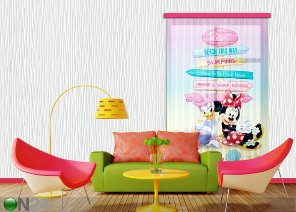 Fotokardin Disney Daisy and Minnie 140x245 cm ED-87188
