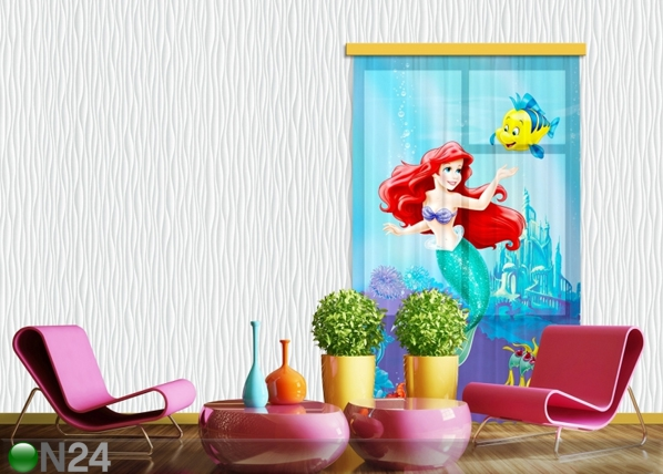 Fotokardin Disney Ariel 140x245 cm ED-87194