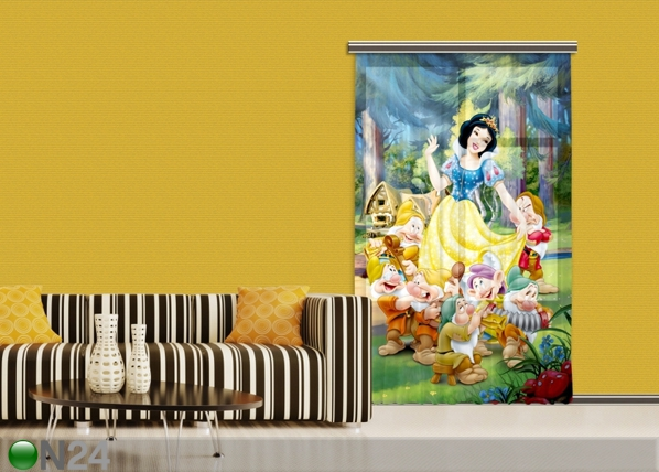 Fotokardin Disney Snow White 140x245 cm ED-87197