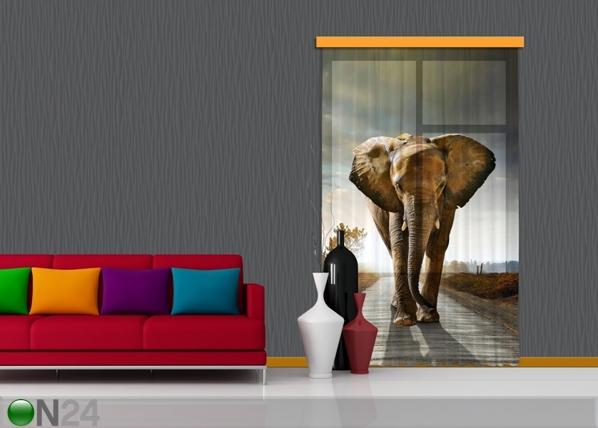Fotokardin Elephant 140x245 cm ED-87210