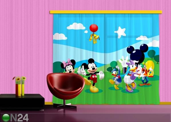 Poolpimendav fotokardin Disney Mickey and Friends ED-87335