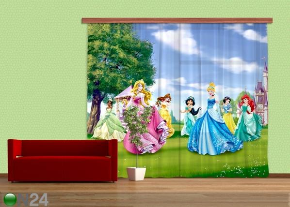 Poolpimendav fotokardin Disney Princess ED-87349