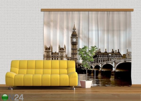 Poolpimendav fotokardin London 280x245 cm ED-87368