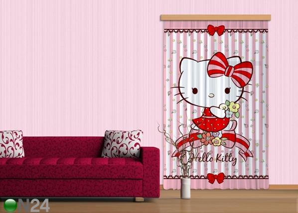 Pimendav fotokardin Hello Kitty I 140x245 cm ED-87853