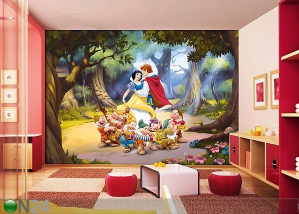 Fototapeet Disney Snow White 360x254 cm ED-88010
