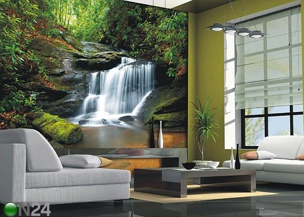 Fototapeet Waterfall 360x254 cm ED-88031