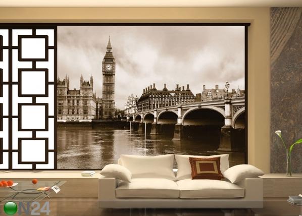 Fototapeet London 360x254 cm ED-88078