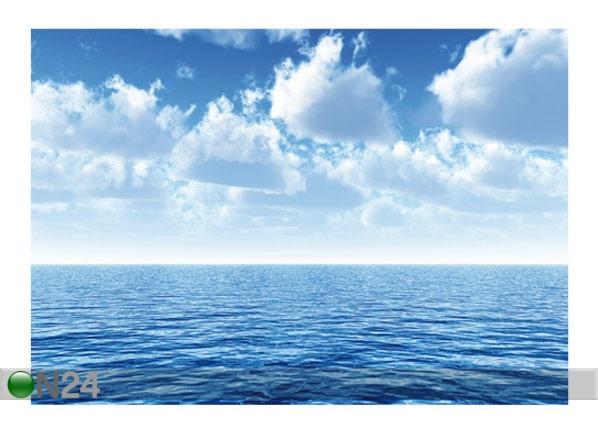 Fototapeet Silent ocean 400x280 cm ED-88095