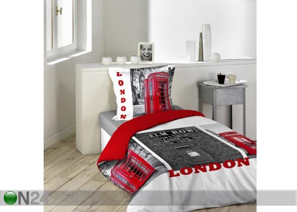 Voodipesukomplekt London 140x200 cm AÄ-90237