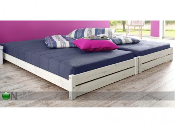 Peale tõstetavad voodid 90x200 cm, 2 tk FX-90363