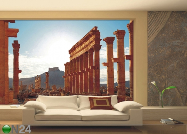 Fliis-fototapeet Ancient city 360x270 cm ED-90614