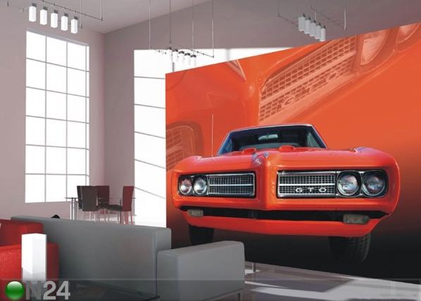 Fliis-fototapeet Pontiac 360x270 cm ED-90725