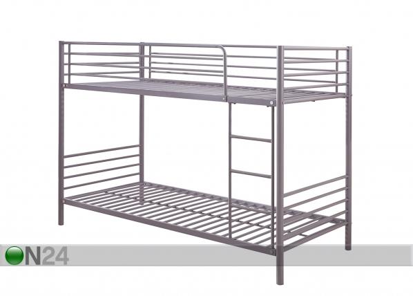 Metallist nari Olli 90x200 cm FY-90746