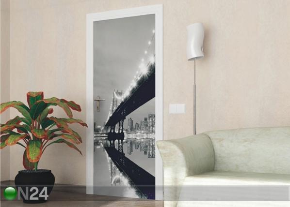 Fliis-fototapeet Bridge 90x202 cm ED-91437