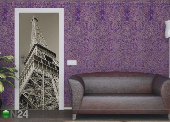 Fliis-fototapeet Paris 90x202 cm ED-91448