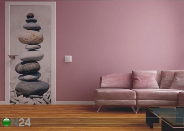 Fliis-fototapeet Pillar of stone 90x202 cm ED-91476