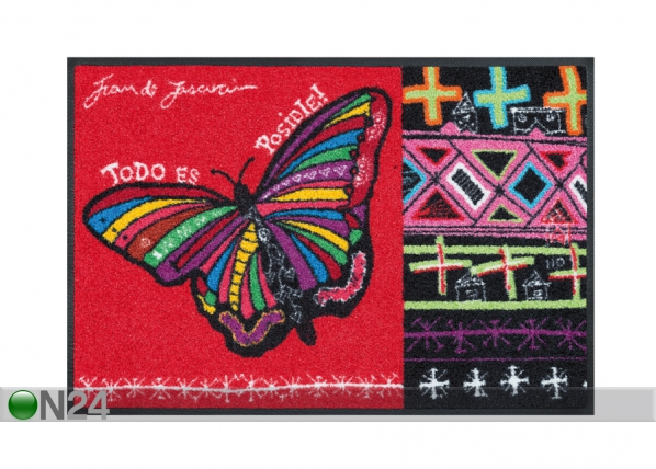 Vaip Butterfly Dreams 50x75 cm A5-91481