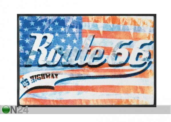 Vaip US Highway 50x75 cm A5-91545