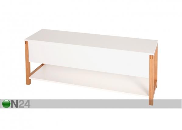 Pink Northgate Flip Bench WO-92045