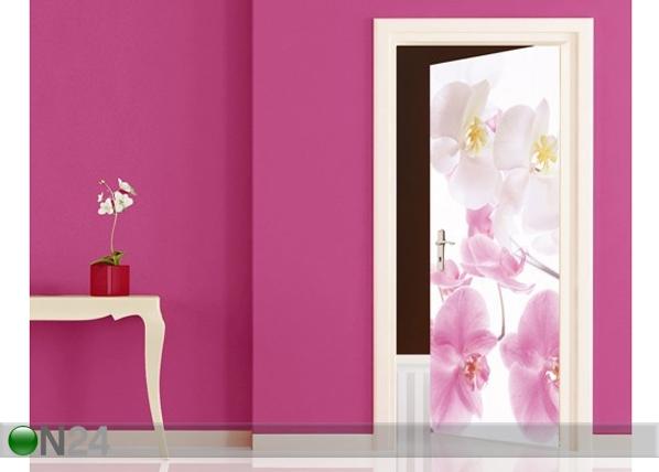 Fototapeet Graceful orchids 100x210 cm ED-92494