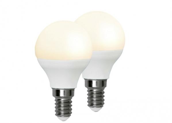LED elektripirn E14 3W 2tk AA-92548