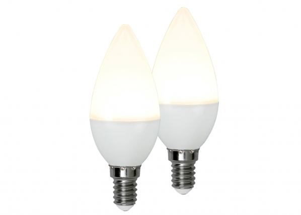 LED elektripirn E14 3W 2tk AA-92560