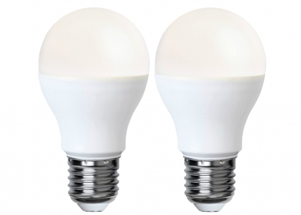 LED elektripirn E27 5W 2tk AA-92582