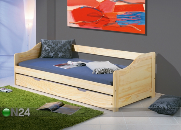 2-kohaline voodikomplekt Laura AY-93010