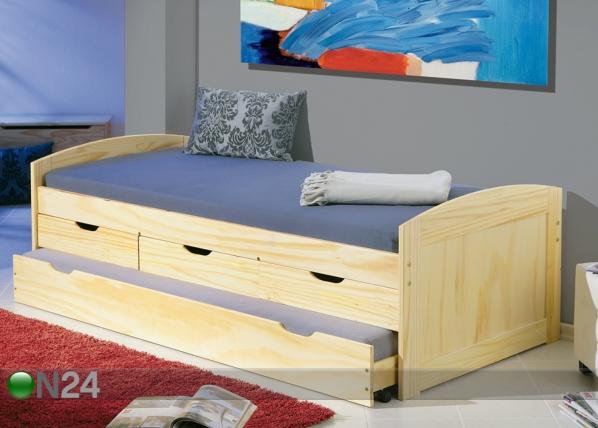 2-kohaline voodikomplekt Marinella 90x190 cm AY-93014