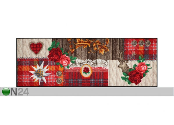 Vaip Cottage Collage A5-93031