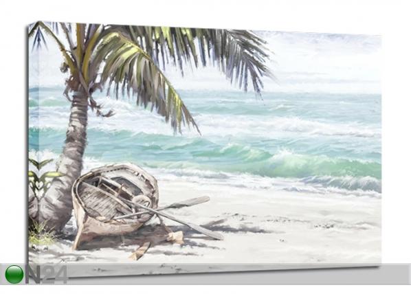 Pilt Palm 60x80 cm QA-94191