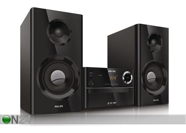 Mikro-muusikakeskus Philips BTD2180, Bluetoothiga EL-94282