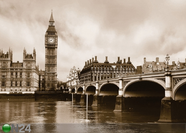 Fliis-fototapeet London 360x270 cm ED-94819