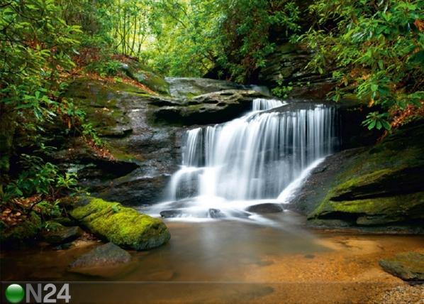 Fliis-fototapeet Waterfall 4 360x270 cm ED-94844