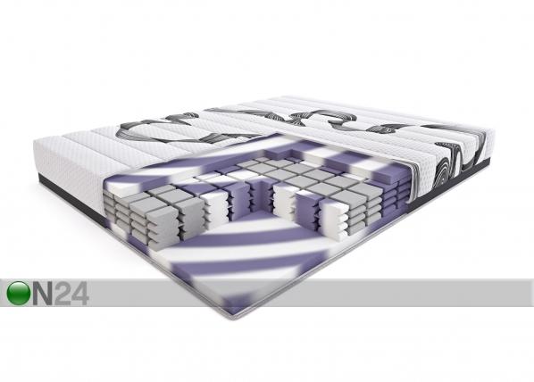 Poroloonmadrats Twist Motive 120x200 cm SW-95004