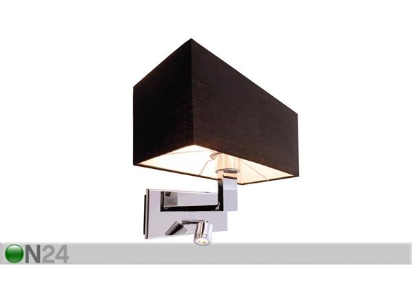 Seinavalgusti Roberta LED lugemisvalgusega LY-95511