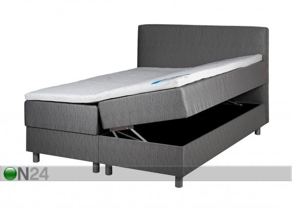 Hypnos voodi kahe pesukastiga FR-95930