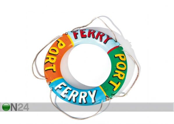 Dekoratiivne päästerõngas Ferry boat AY-96200