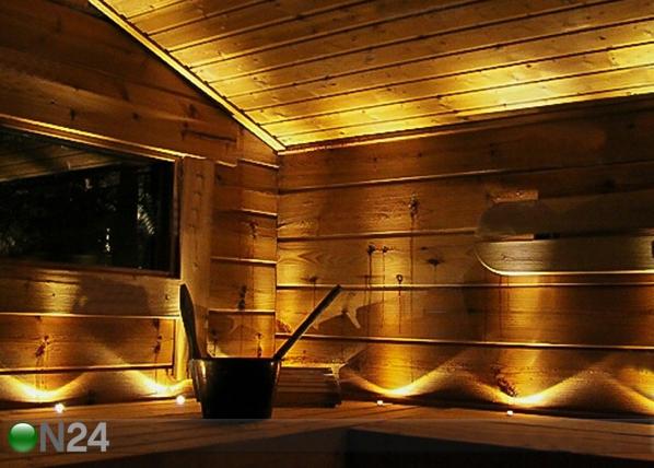 LED saunavalgustite komplekt 9tk LY-96682