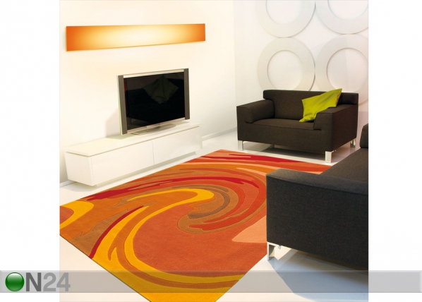 Vaip Action Painting 70x140 cm A5-97053