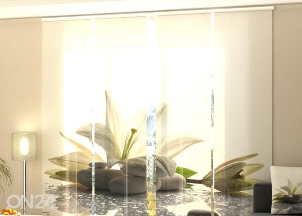 Pimendav paneelkardin Lily on a stone 240x240 cm ED-97626