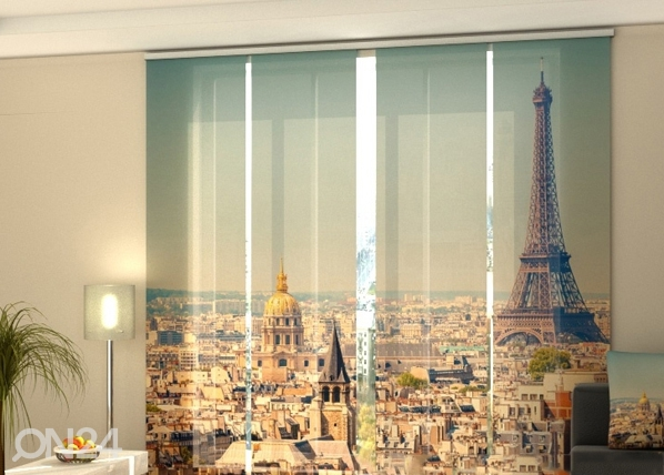 Poolpimendav paneelkardin Morning in Paris 240x240 cm ED-97710