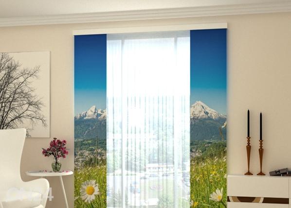 Poolpimendav paneelkardin Alps and camomiles 80x240 cm ED-97728