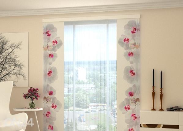 Poolpimendav paneelkardin Music Orchids 80x240 cm ED-97797